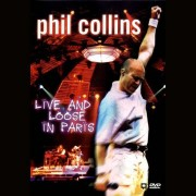 Phil Collins - Live and Loose in Paris (0639842346627) (1 DVD)