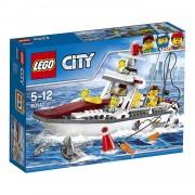Lego city great vehicles peschereccio 60147