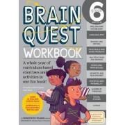 Brain Quest Workbook: Grade 6 by Persephone Walker