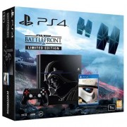 Consola PlayStation 4 Limited Edition + Star Wars Battlefront Deluxe Edition