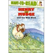 Henry and Mudge and the Wild Wind by Sucie Stevenson