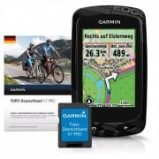 Garmin - Edge 810 + Topo Deutschland V7 Pro Bundle Standard