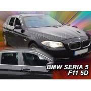 Deflektory komplet 4 ks - BMW 5 kombi (F11), 2011-