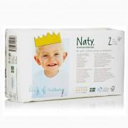 Naty luiers 4+: 9-20kg 25 stuks