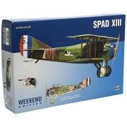 Eduard kits de plástico 8425 - kit modelo Spad XIII