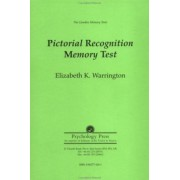 The Camden Memory Tests: Pictorial Recognition Memory Test by Elizabeth K. Warrington
