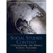 Social Studies Content for Elementary and Middle School Teachers by Penelope Joan Fritzer