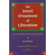The Jewel Ornament Of Liberation by Je Gampopa