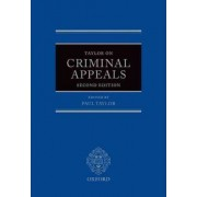 Taylor on Criminal Appeals by Paul Taylor