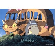 Studio Ghibli Jigsaw Puzzles: My Neighbor Totoro 70-Piece Puzzle - On Top of the Big Tree (japan import)