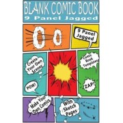 Blank Comic Book by Blank Books 'n' Journals