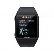 Polar V800 GPS-Sportuhr schwarz Pulsmesser