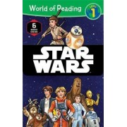 World of Reading Star Wars Boxed Set by Disney Book Group
