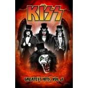 Kiss: Greatest Hits: Volume 3 by Angel Medina