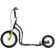 Yedoo Scooter City Black-Green y-city-green