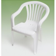 Paris műanyag szék fehér