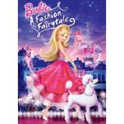 Barbie: A Fashion Fairytale [Reino Unido] [DVD]
