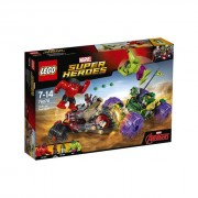 Lego marvel super heroes - hulk contro red hulk