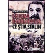 Enigma Barbarossa. Ce stia Stalin - David E. Murphy