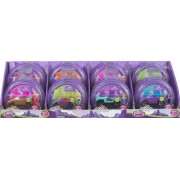Polly Pocket Micro Coches Playset