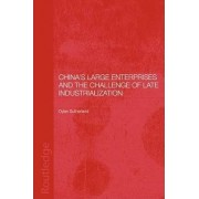 China's Large Enterprises and the Challenge of Late Industrialisation by Dylan Sutherland