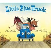 Little Blue Truck Lap Board Book by Alice Schertle