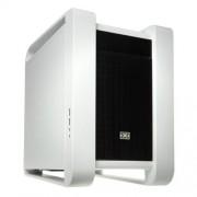 Xigmatek Aquila Micro-ATX - Case esterno per PC senza alimentatore, colore: Bianco