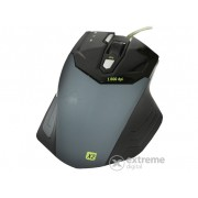 Mouse Keep Out X2 gamer 1600 DPI, 7 butoane