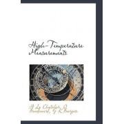 High-Temperature Measurements by H Le Chatelier