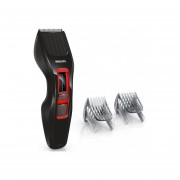 Maquina Para Cortar Cabello Philips HC3420 Cuchillas De Acero Inoxidable, Tecnología Dual-Negro