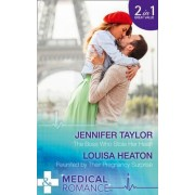 The Boss Who Stole Her Heart by Jennifer Taylor