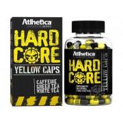 Hardcore Yellow Caps (120Caps) Atlhetica Nutrition