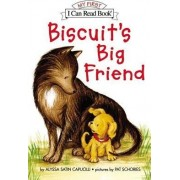 Icr Biscuit's Big Friend Board by Alyssa Satin Capucilli