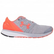 Under Armour - Women's UA Charged Bandit 2 - Fitnessschuh Gr 7 overcast gray /weiß