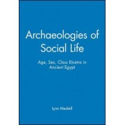 Archaeologies of Social Life by Lynn Meskell