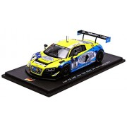 Spark - Sg137 - Véhicule Miniature - Modèle À L'échelle - Audi R8 Lms Ultra - 24h Nurburgring 2014 - Echelle 1/43