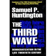 The Third Wave by Samuel P. Huntington