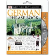 German Phrase Book & CD by DK