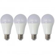 Set 4 Becuri LED Drimus 12W E27 Lumina Rece DL 6121