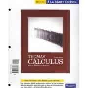 Thomas' Calculus by George B Thomas