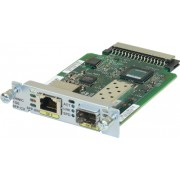 Cisco EHWIC 1 port dual mode SFP(100M/1G) or GE(10M/100M/1G) Spare
