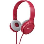 Casti Stereo Panasonic RP-HF100ME-P, Microfon (Roz)