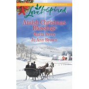 Amish Christmas Blessings by Marta Perry