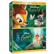 Walt Disney - Bambi & Bambi 2 (2DVD)