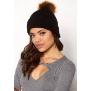 77thFLEA Foxy hat Black .