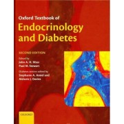 Oxford Textbook of Endocrinology and Diabetes by John A. H. Wass