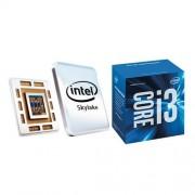 INTEL CORE i3 6100 3.70GHZ 3MB CACHE SKT 1151