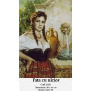 Kit goblen - Fata cu ulcior