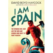 I am Spain by David Boyd Haycock