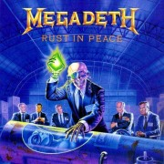 Megadeth - Rust in Peace (0724359861920) (1 CD)